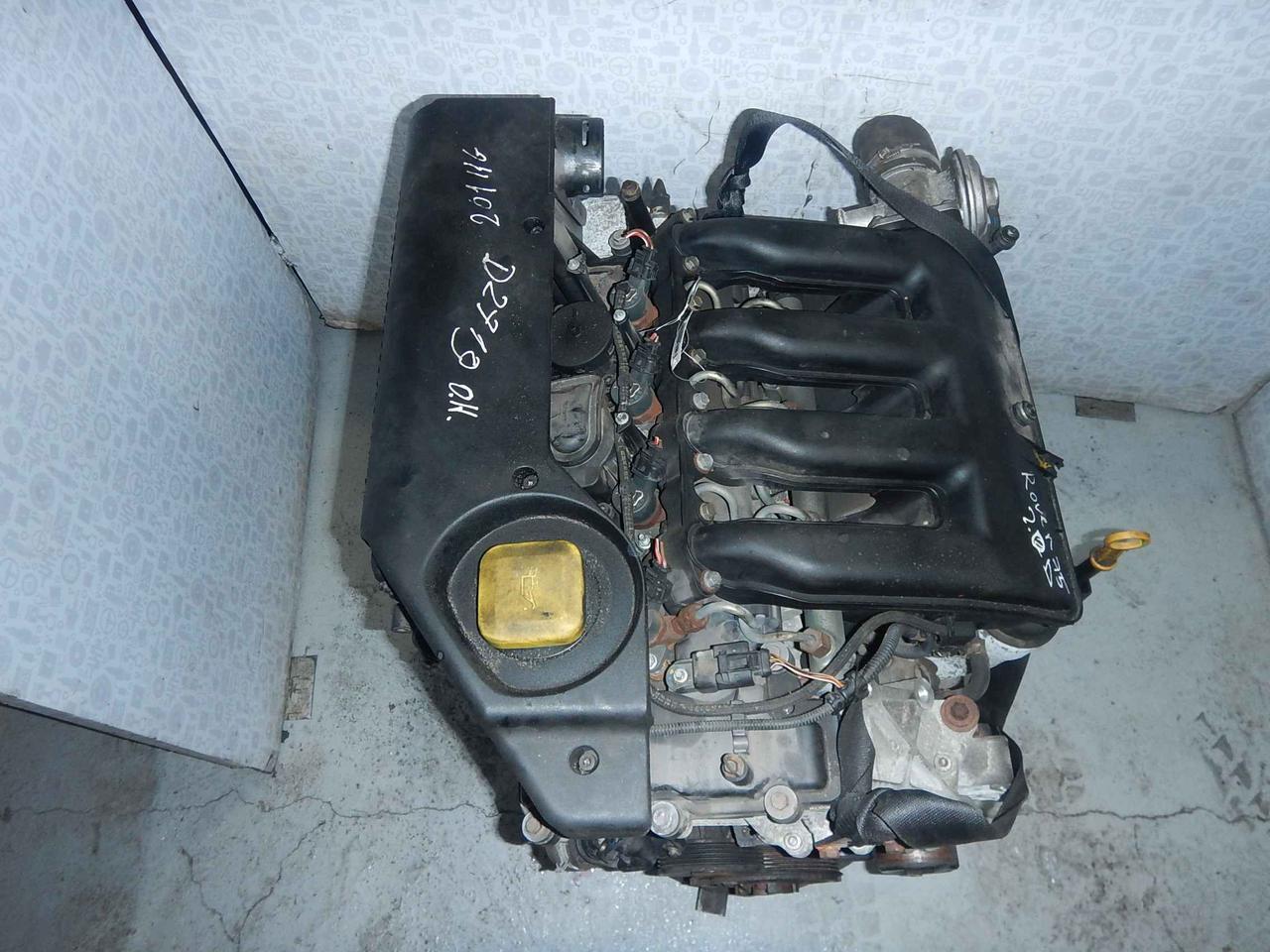 Двигатель (ДВС) Rover 75  204D2