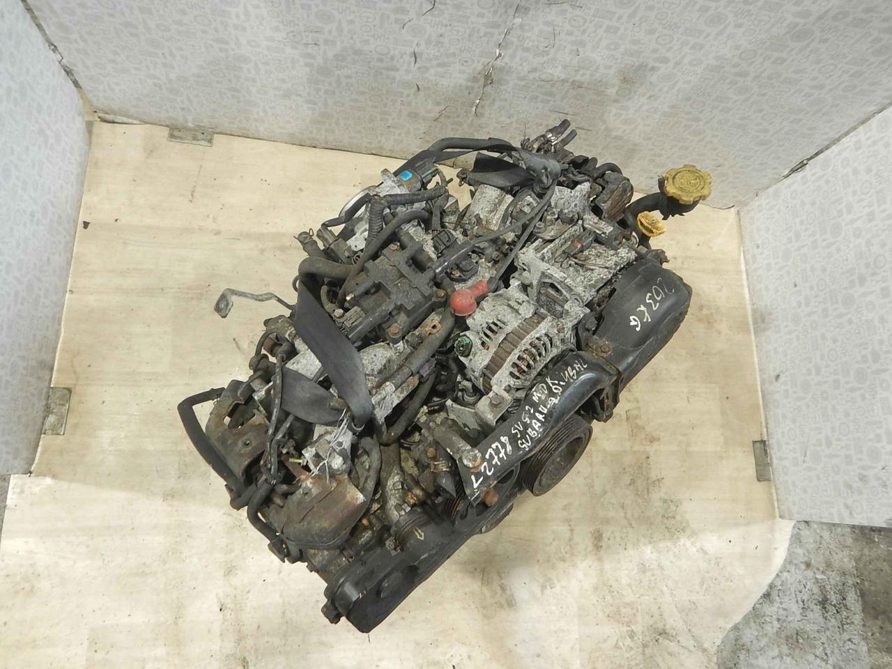Двигатель (ДВС) Subaru Impreza 2  EJ20
