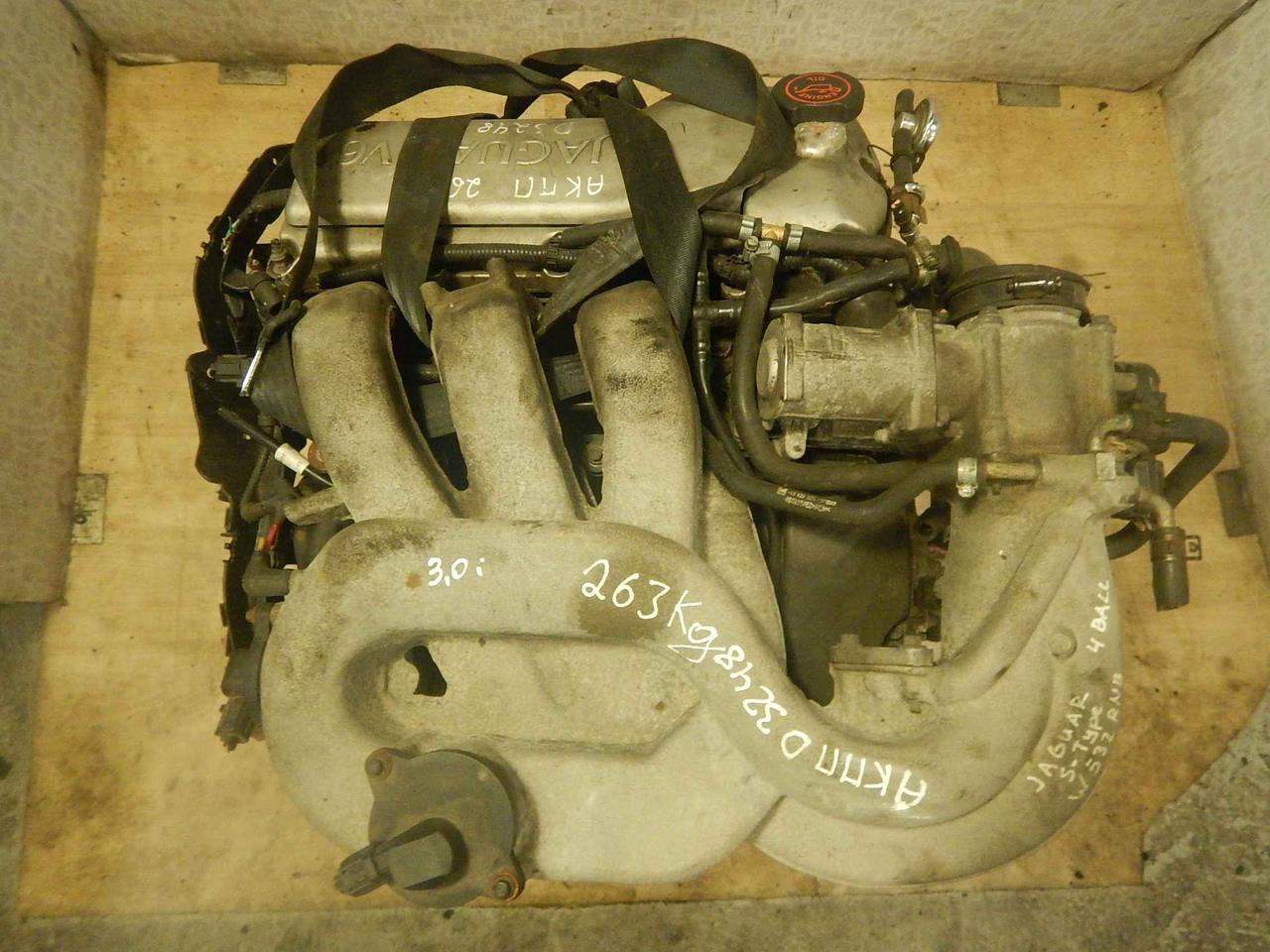 Двигатель (ДВС) Jaguar S Type  FC