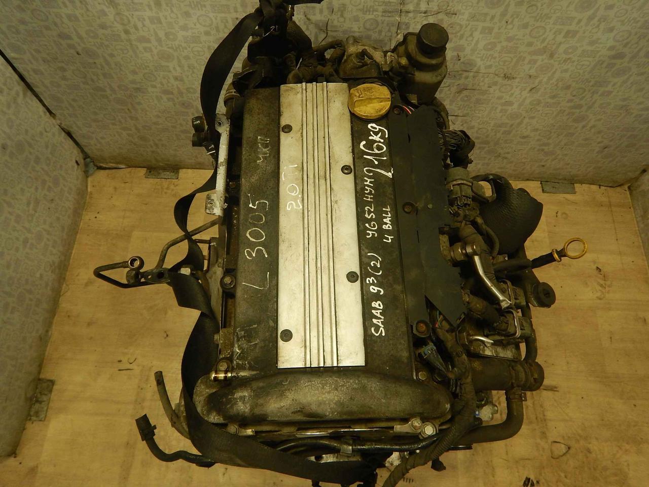 Двигатель (ДВС) Saab 9 3 (2)  B207E