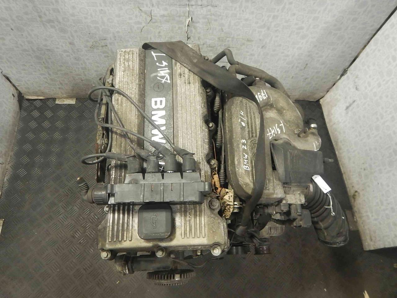 Двигатель (ДВС) BMW Z 3  M44 B19 (194S1)