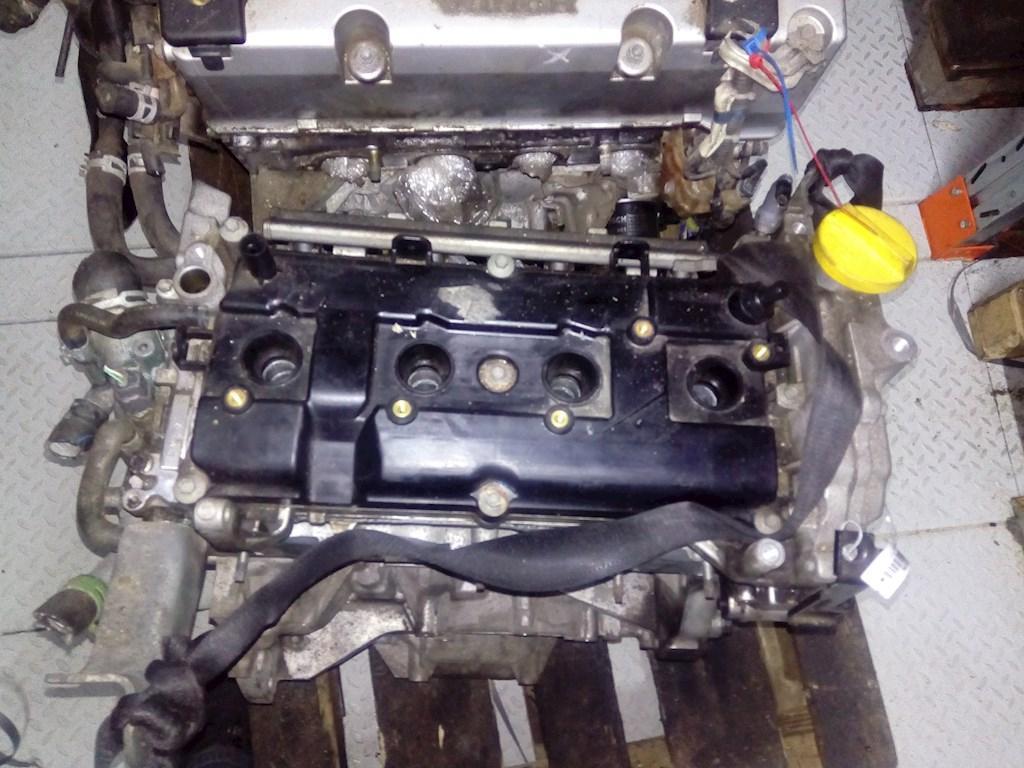 Двигатель (ДВС) Renault Laguna 3  M4R 704