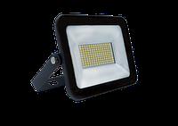 LED ПРОЖЕКТОР SKAT 100W 7500Lm 280x190x38 4000K IP65 MEGALIGHT (10) ***