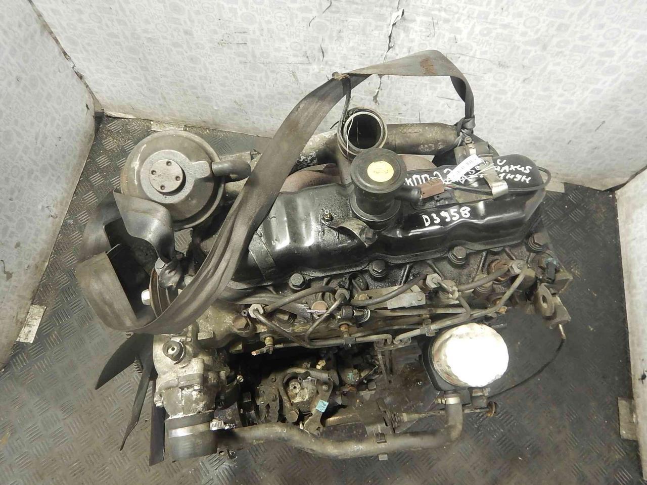 Двигатель (ДВС) LDV Convoy  EN55