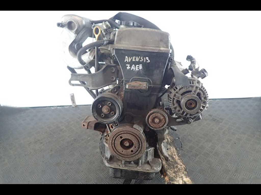 Двигатель (ДВС) Toyota Carina E  7A-FE
