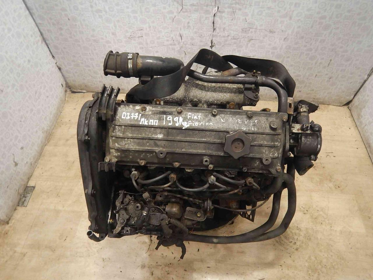 Двигатель (ДВС) Fiat Fiorino  146 D7.000