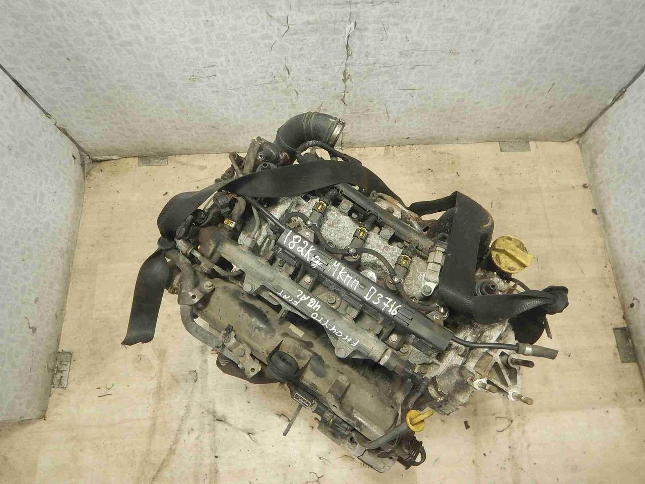 Двигатель (ДВС) Fiat Punto 2  188 A9.000