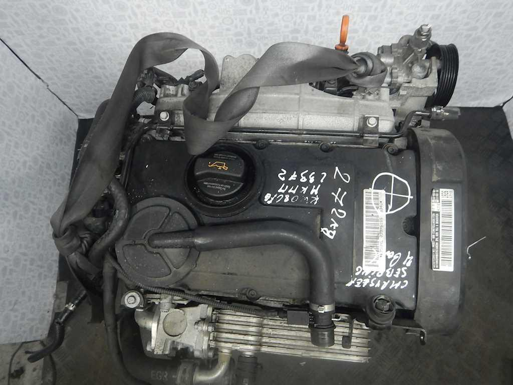 Двигатель (ДВС) Chrysler Sebring (JS)  BYL (ECD)