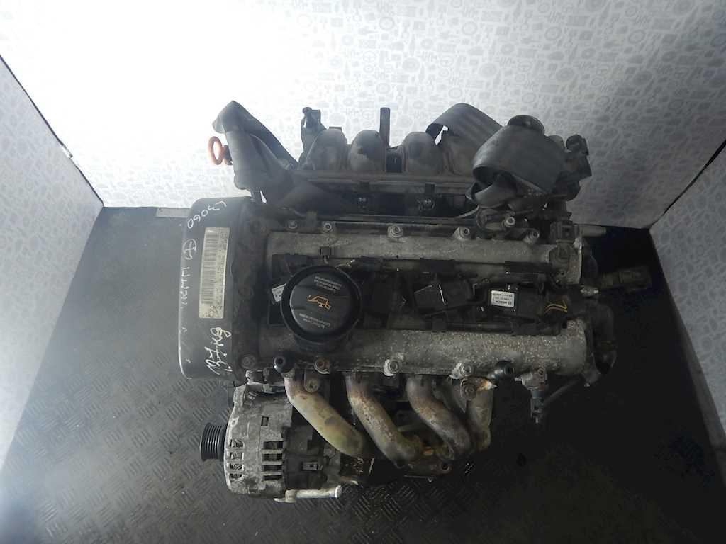 Двигатель (ДВС) Seat Ibiza 3  BKY