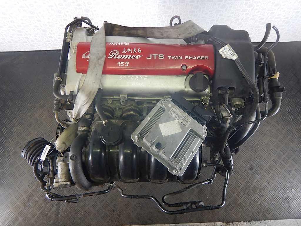 Двигатель (ДВС) Alfa Romeo 159  939 A6.000