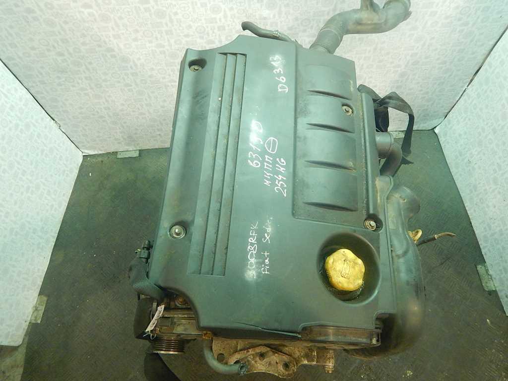 Двигатель (ДВС) Fiat Sedici (FY)  D19AA