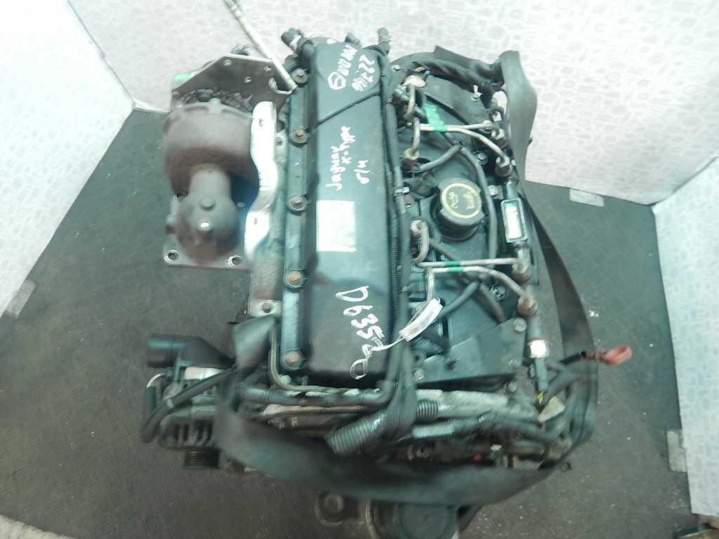 Двигатель (ДВС) Jaguar X Type  LJ46G / QJBA (BG)