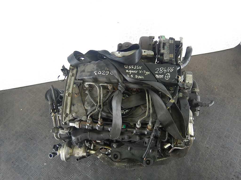 Двигатель (ДВС) Jaguar X Type  LJ46G