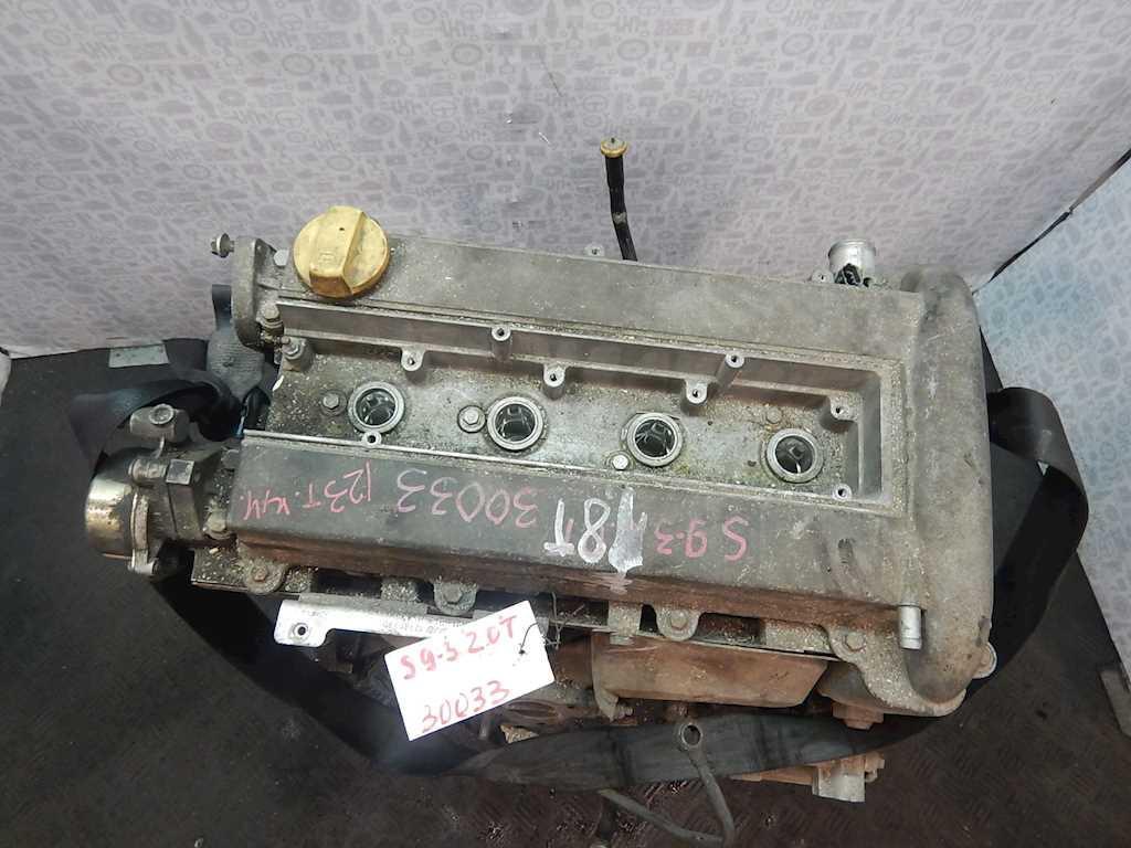 Двигатель (ДВС) Saab 9 3 (2)  Z20NEL