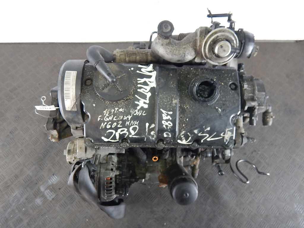 Двигатель (ДВС) Ford Galaxy 1  ANU
