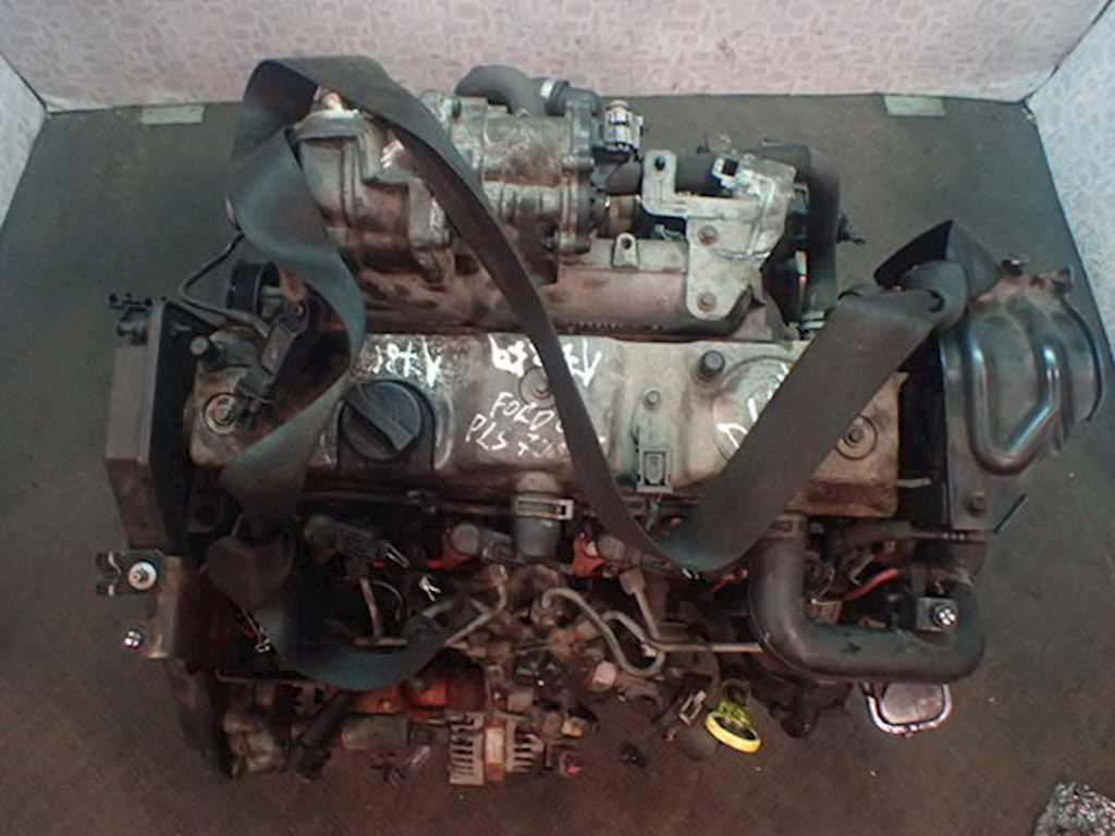 Двигатель (ДВС) Ford C MAX  KKDA