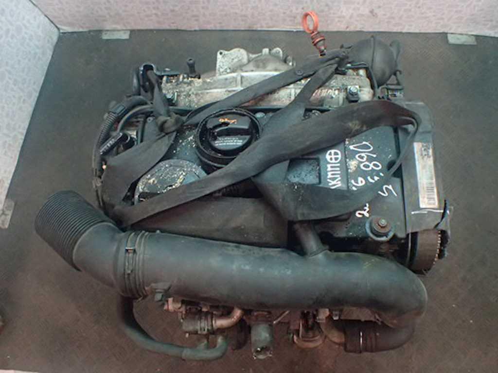 Двигатель (ДВС) Audi A3 8P  BKD