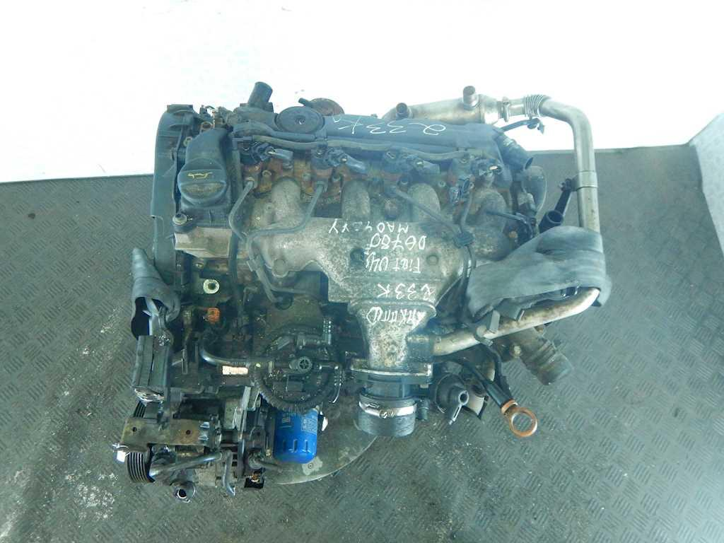 Двигатель (ДВС) Fiat Ulysse 2  RHW (DW10ATED4) не читается