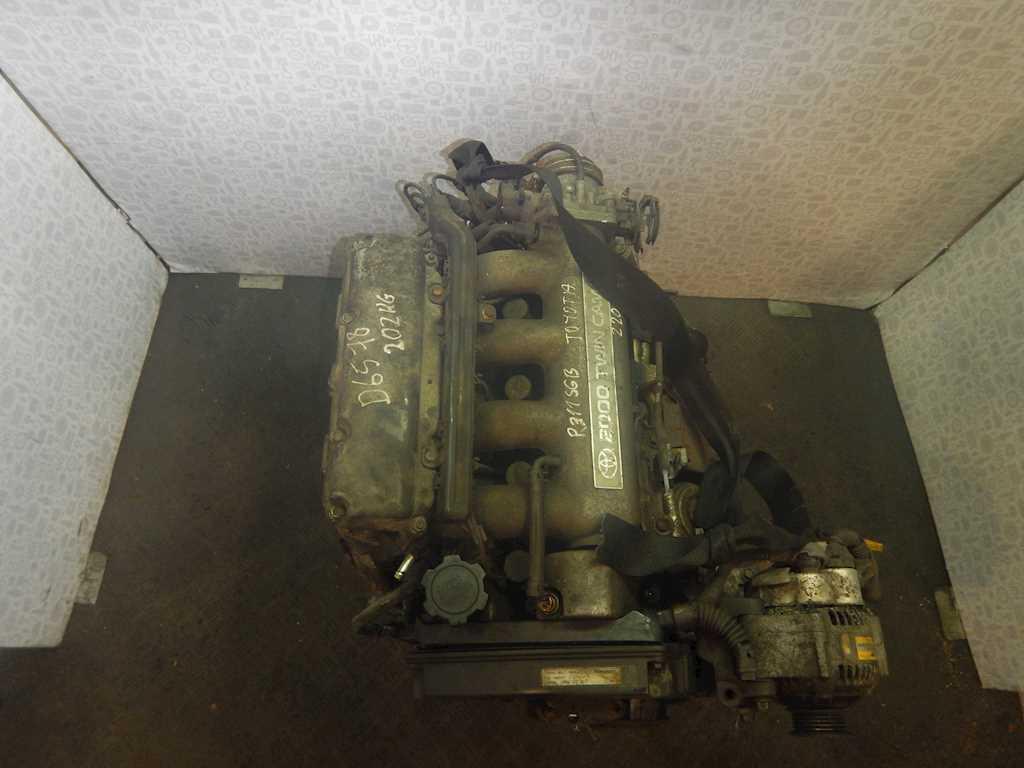 Двигатель (ДВС) Toyota Celica 6  3S-GE