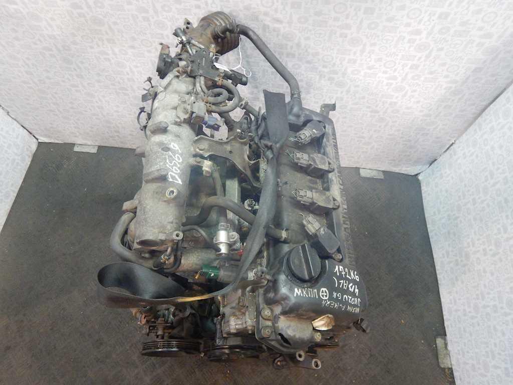 Двигатель (ДВС) Nissan Almera Tino  QG18