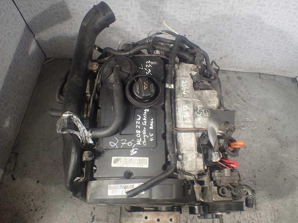 Двигатель (ДВС) Chrysler Sebring (JS)  BYL