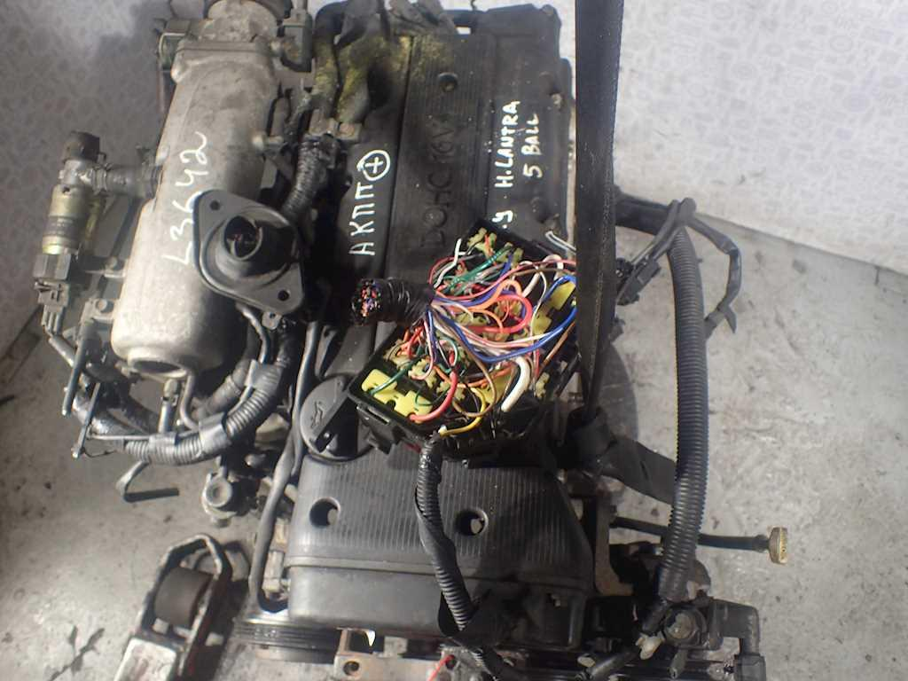 Двигатель (ДВС) Hyundai Lantra 2  G4GR