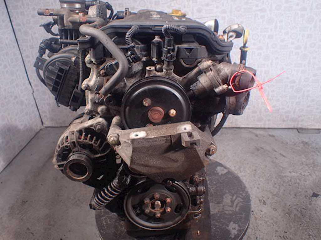 Двигатель (ДВС) Opel Corsa C