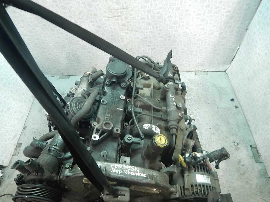 Двигатель (ДВС) Jeep Cherokee 3  ENR не читается