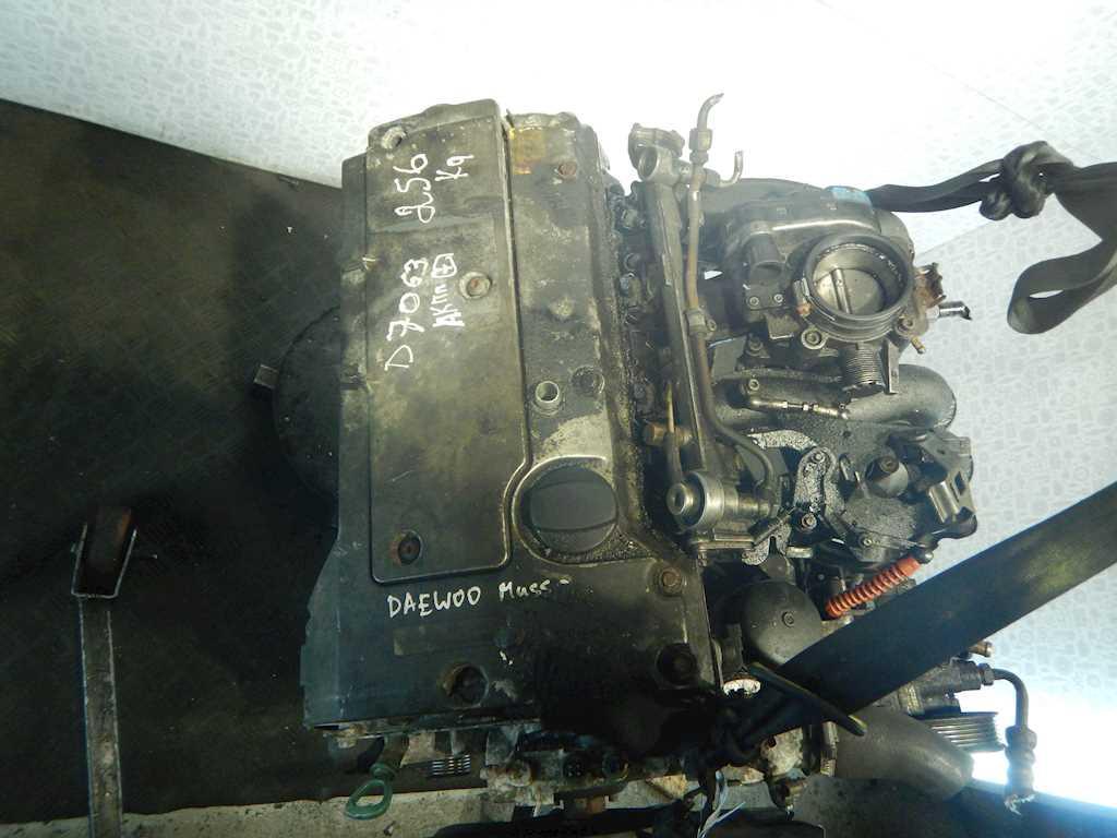 Двигатель (ДВС) SsangYong Musso  161.970