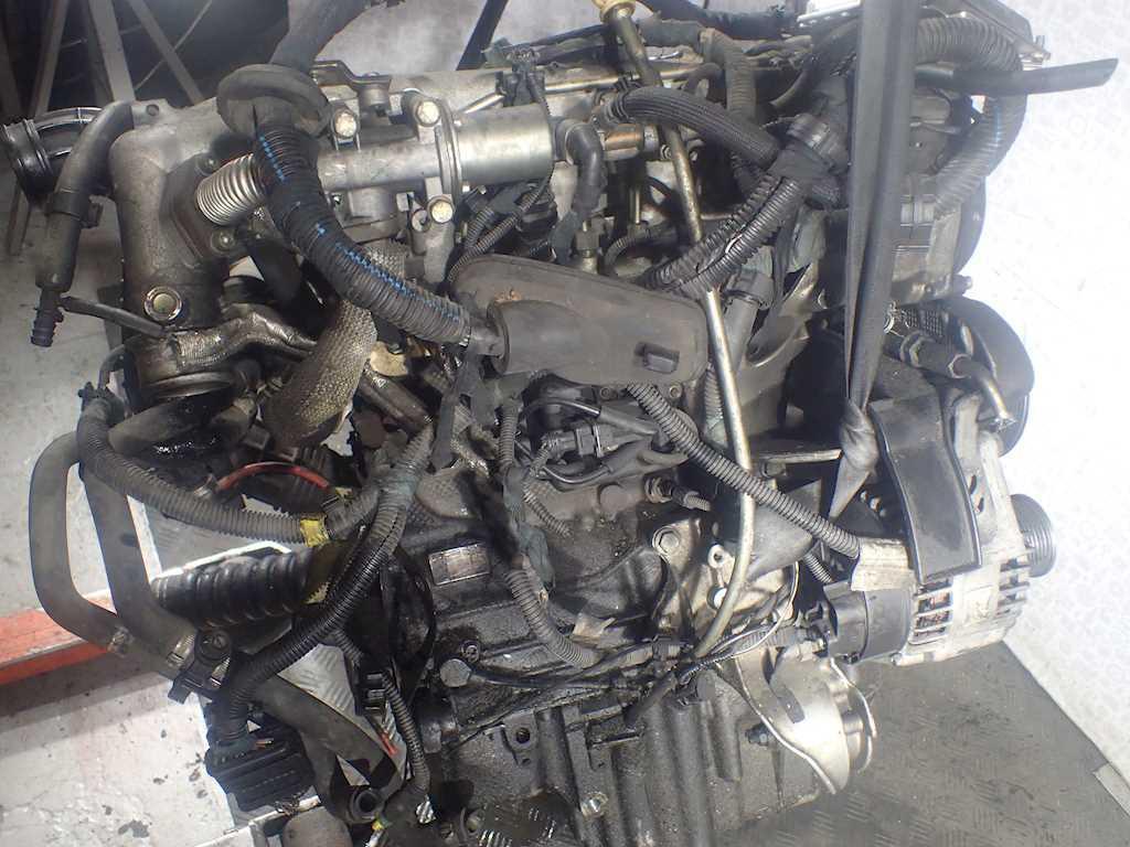 Двигатель (ДВС) Fiat Multipla  186 A8.000