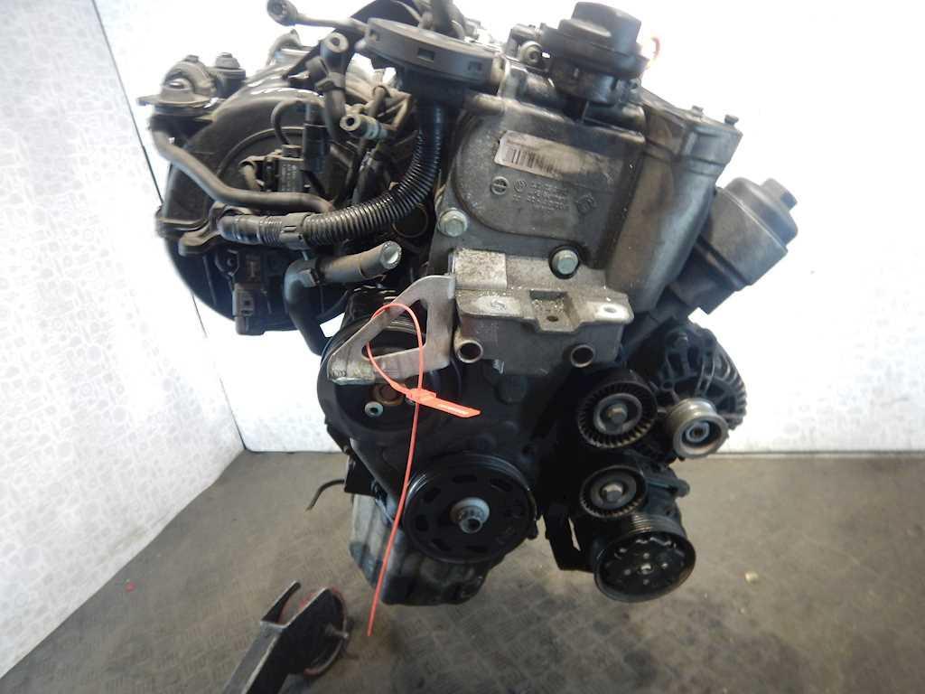 Двигатель (ДВС) Volkswagen Golf 5  BAG
