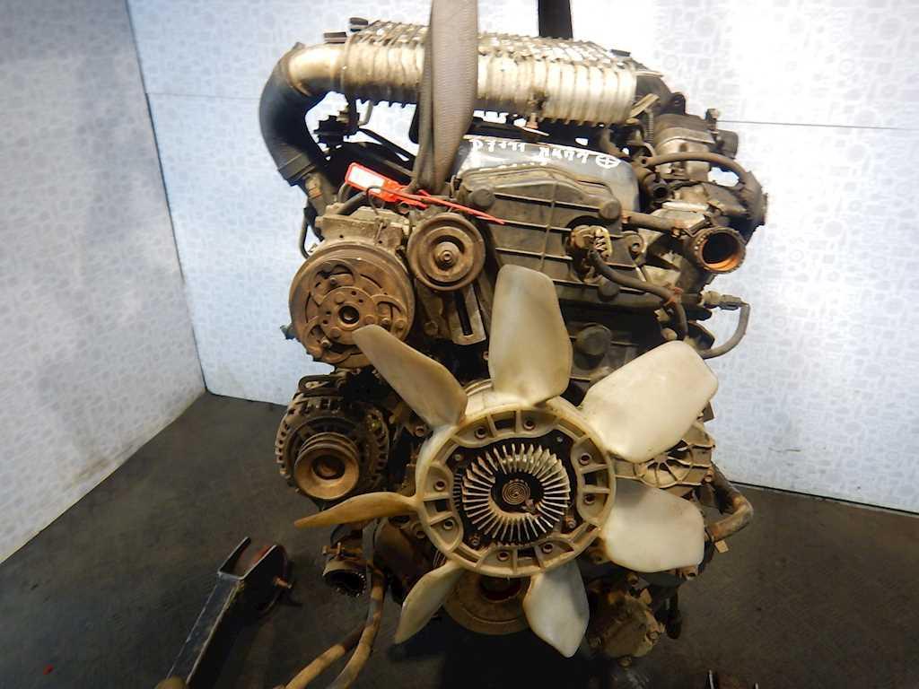 Двигатель (ДВС) Isuzu Trooper  4JX1