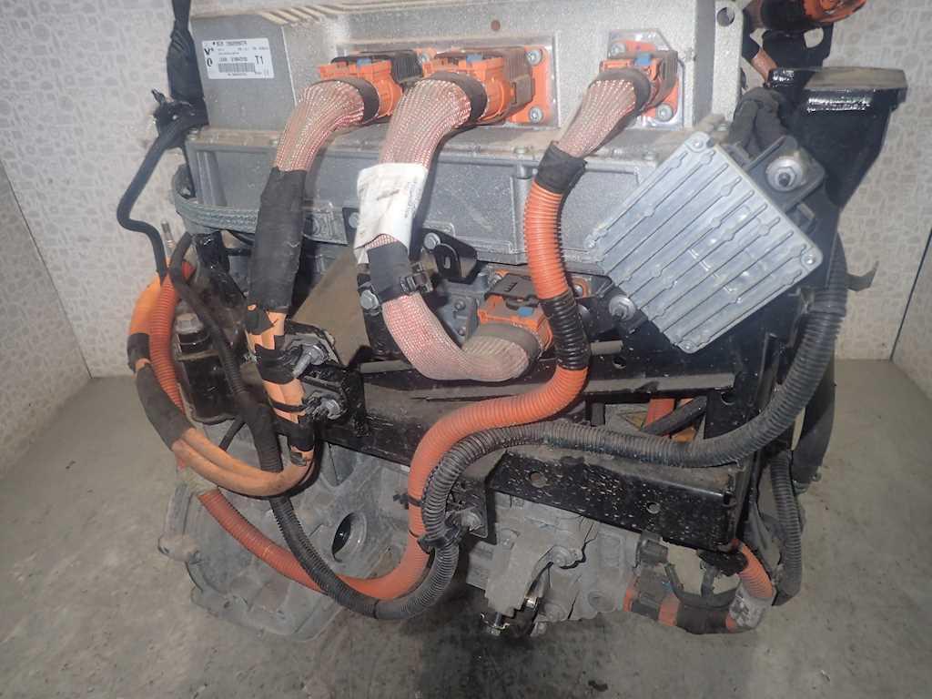 Двигатель (ДВС) Renault Kangoo (W/FW)  290127741R