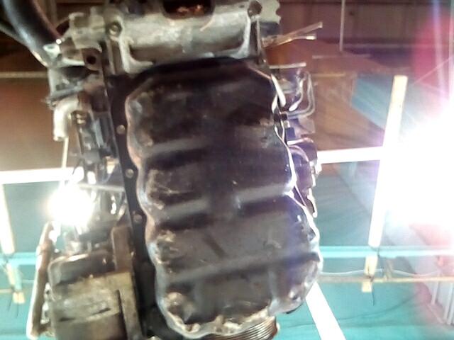 Двигатель (ДВС) Mazda 6 GG  RF7J