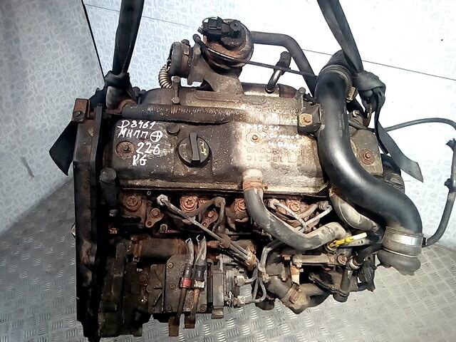 Двигатель (ДВС) Ford Connect  BHPA не читается