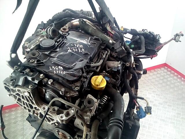 Двигатель (ДВС) Renault Laguna 3  M9R 742