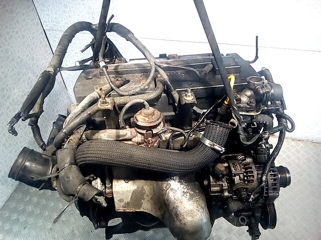 Двигатель (ДВС) Kia Carnival (Sedona)  J3 не читается