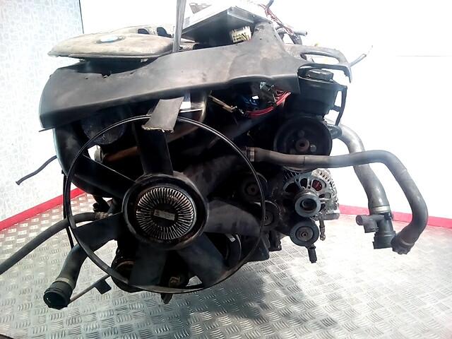Двигатель (ДВС) BMW X5 (E53)  M57 D30 (306D1)