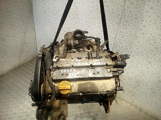 Двигатель (ДВС) Opel Astra G  Z14XE