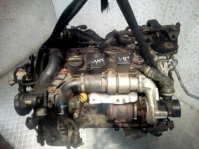 Двигатель (ДВС) Ford Fiesta 6  T3JA