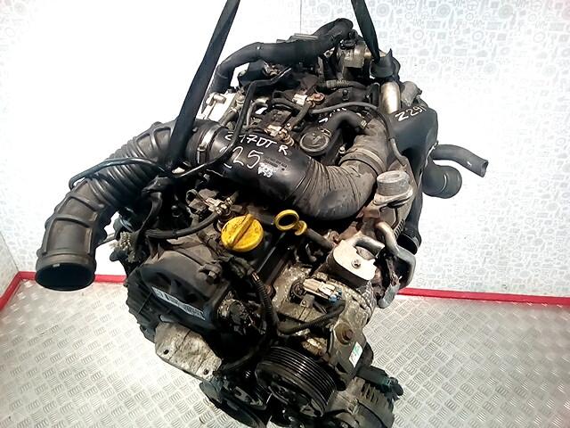 Двигатель (ДВС) Opel Meriva A  Z17DTR