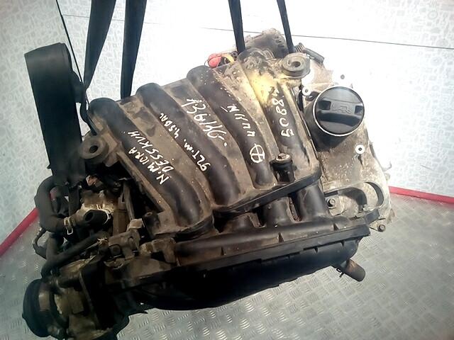 Двигатель (ДВС) Nissan Micra K12  HR16