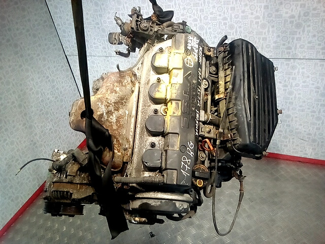 Двигатель (ДВС) Honda Civic 7  D16V1
