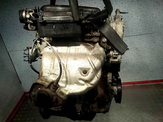 Двигатель (ДВС) Renault Scenic 2  K4M 766