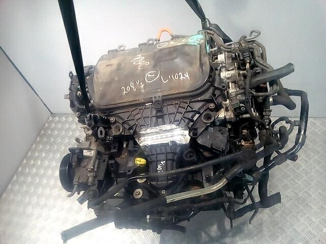 Двигатель (ДВС) Ford Mondeo 4  AG9Q
