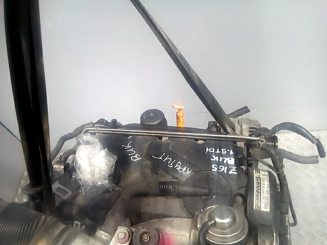 Двигатель (ДВС) Seat Ibiza 3  BUK