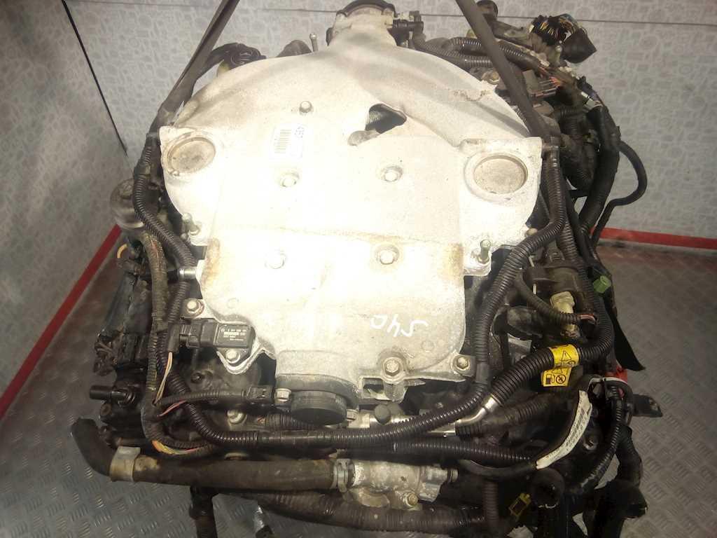 Двигатель (ДВС) Cadillac CTS (GMX320)  LP1 без маркировки