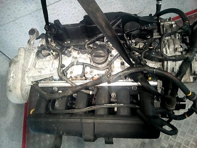 Двигатель (ДВС) Volvo XC 90  B6324S