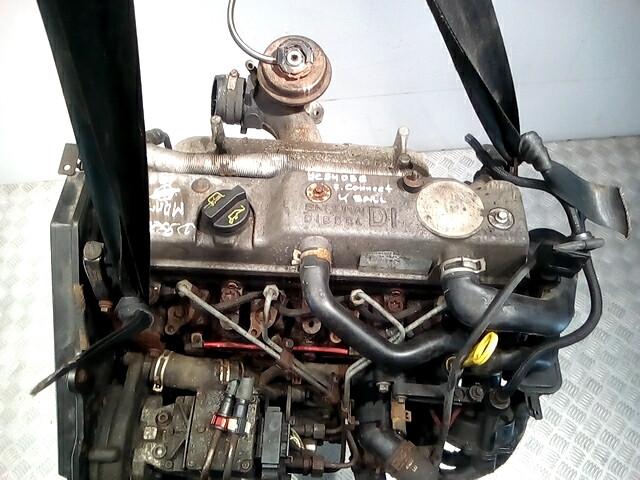 Двигатель (ДВС) Ford Connect  BHPA