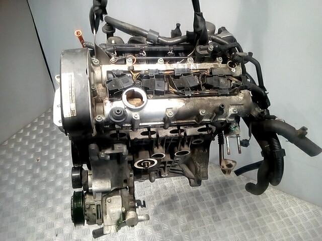 Двигатель (ДВС) Volkswagen Polo 4  BBZ